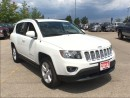 Used 2016 Jeep Compass HIGH ALTITUDE**LEATHER HEATED SEATS**BLUETOOTH** for sale in Mississauga, ON