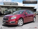 Used 2015 Chevrolet Cruze LT - 1 OWNER|BACK UP CAMERA|PHONE|WARRANTY for sale in Scarborough, ON