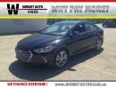Used 2017 Hyundai Elantra SUNROOF| HEATED STEERING WHEEL|18,272 KMS for sale in Kitchener, ON
