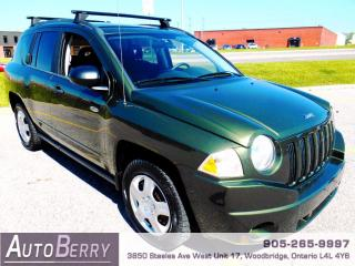Used 2009 Jeep Compass SPORT - 2.0L - FWD for sale in Woodbridge, ON