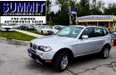 Used 2008 BMW X3 LEATHER | PANO ROOF | HEATED SEATS | BLUETOOTH for sale in Richmond Hill, ON