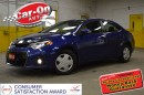 Used 2014 Toyota Corolla S LEATHER LOADED for sale in Ottawa, ON