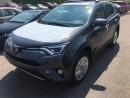 New 2017 Toyota RAV4 AWD LIMITED BASE for sale in Kentville, NS
