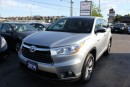 Used 2014 Toyota Highlander Hybrid LE Hybrid 8 Passengers for sale in Brampton, ON