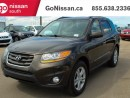 Used 2011 Hyundai Santa Fe LEATHER, SUNROOF, 4X4!! for sale in Edmonton, AB