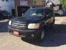 Used 2004 Toyota Sequoia Limited for sale in Scarborough, ON