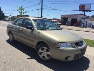 Used 2003 Nissan Sentra Mint Mint Mint , only 40,000 km for sale in North York, ON