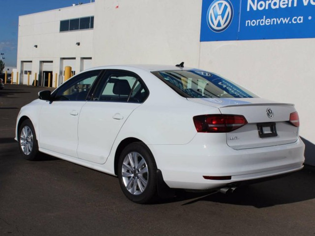 new 2017 volkswagen jetta wolfsburg for sale in edmonton alberta. Black Bedroom Furniture Sets. Home Design Ideas