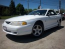 Used 1996 Ford Mustang for sale in Whitby, ON