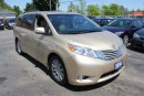 Used 2014 Toyota Sienna Limited Dual Roof Loaded for sale in Brampton, ON