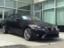 Used 2016 Lexus IS 300 AWD/BACK UP/SUN ROOF/HEATED SEATS for sale in Edmonton, AB