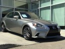 Used 2015 Lexus IS 250 F SPORT/AWD/NAVIGATION/BLIND SPOT/REAR VIEW MONITOR/SUN ROOF for sale in Edmonton, AB