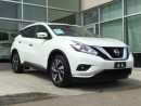 Used 2016 Nissan Murano PLATINUM/AWD/AROUND VIEW MONITOR/BLIND SPOT/NAVIGATION/HEATED WHEEL for sale in Edmonton, AB