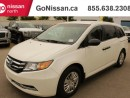 Used 2016 Honda Odyssey BACKUP CAMERA, GREAT CONDITION for sale in Edmonton, AB
