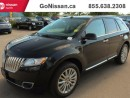 Used 2013 Lincoln MKX NAV, LEATHER, SUNROOF for sale in Edmonton, AB