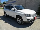 Used 2016 Jeep Compass HIGH ALTITTUDE 4X4 for sale in Beaverton, ON