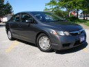 Used 2010 Honda Civic DX-G for sale in Mississauga, ON