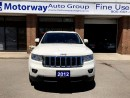 Used 2012 Jeep Grand Cherokee Laredo Leather Panoramic Roof for sale in Mississauga, ON