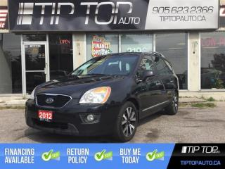 Used 2012 Kia Rondo EX ** 7 Passenger, Leather, Sunroof, Bluetooth ** for sale in Bowmanville, ON