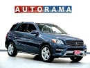 Used 2014 Mercedes-Benz ML 350 350 BLUETECH NAVI LEATHER PAN SUNROOF 4WD for sale in North York, ON