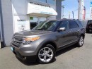 Used 2013 Ford Explorer Limited 4WD, Nav, Moonroof, Leather for sale in Langley, BC