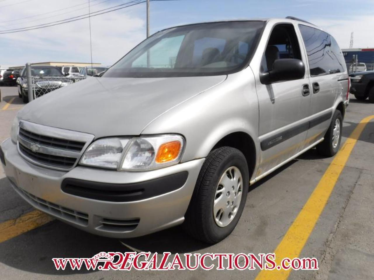 2004 Chevrolet VENTURE  4D WAGON
