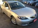 Used 2007 Mazda MAZDA3 GS/AUTO/LOADED/ALLOYS for sale in Scarborough, ON