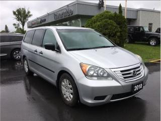 Used 2010 Honda Odyssey DX for sale in Cornwall, ON