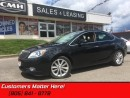 Used 2013 Buick Verano Leather Package  NAV, SUNROOF, BLIND SPOT, BLUETOOTH! for sale in St Catharines, ON