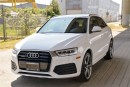 Used 2016 Audi Q3 2.0T Technik Langley Location! Only 20000 Km for sale in Langley, BC