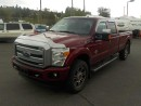 Used 2015 Ford F-350 SD Platinum Crew Cab Long Bed 4WD Diesel for sale in Burnaby, BC
