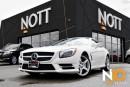 Used 2016 Mercedes-Benz SL-Class SL550, Magic Sky, Navigation for sale in Winnipeg, MB