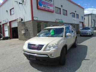Used 2009 GMC Acadia SLT1 for sale in Sudbury, ON