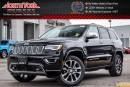 New 2017 Jeep Grand Cherokee NEW CAR Overland|4x4|SafetyPkg|AirSusp|Nav|ACC|20