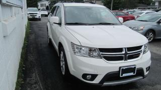 Used 2014 Dodge Journey R/T for sale in North Bay, ON