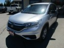 Used 2016 Honda CR-V LOADED LX MODEL 5 PASSENGER 2.4L - DOHC.. AWD.. HEATED SEATS.. CD/AUX/USB INPUT.. BACK-UP CAMERA.. ECON-BOOST.. for sale in Bradford, ON