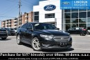 Used 2013 Ford Taurus SEL - BLUETOOTH - LEATHER - REVERSE SENSING - VOICE ACTIVATED NAV - POWER MOONROOF for sale in Ottawa, ON
