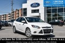 Used 2013 Ford Focus SE SEDAN - BLUETOOTH for sale in Ottawa, ON