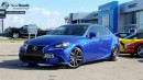Used 2015 Lexus IS 350 FSPORT, NAV, NO CLAIMS, 2SETS OF RIMS/ TIRES for sale in Newmarket, ON