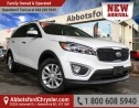 Used 2016 Kia Sorento 2.4L LX One Owner, Accident Free! for sale in Abbotsford, BC