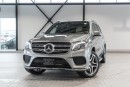 Used 2017 Mercedes-Benz GLS450 4MATIC SUV for sale in Langley, BC