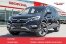 Used 2016 Honda CR-V Touring AWD for sale in Whitby, ON