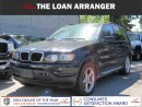 Used 2001 BMW X5 for sale in Barrie, ON