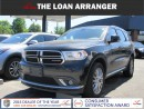 Used 2016 Dodge Durango Limited for sale in Barrie, ON