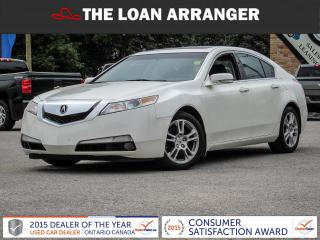 Used 2010 Acura TL for sale in Barrie, ON