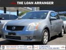 Used 2008 Nissan Sentra for sale in Barrie, ON