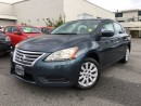 Used 2015 Nissan Sentra 1.8 S,Local for sale in Surrey, BC