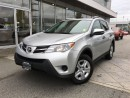 Used 2013 Toyota RAV4 LE,one owner,local for sale in Surrey, BC