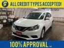Used 2016 Nissan Sentra SV*HEATED FRONT SEATS*BACK UP CAMERA*KEYLESS ENTRY W/PUSH BUTTON START*POWER WINDOWS/LOCKS/MIRRORS*CD/MP3 W/USB INPUT* for sale in Cambridge, ON