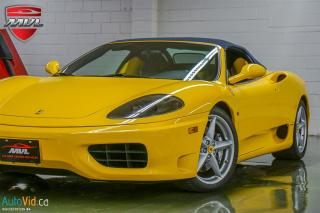 Used 2003 Ferrari 360 Spider - for sale in Oakville, ON